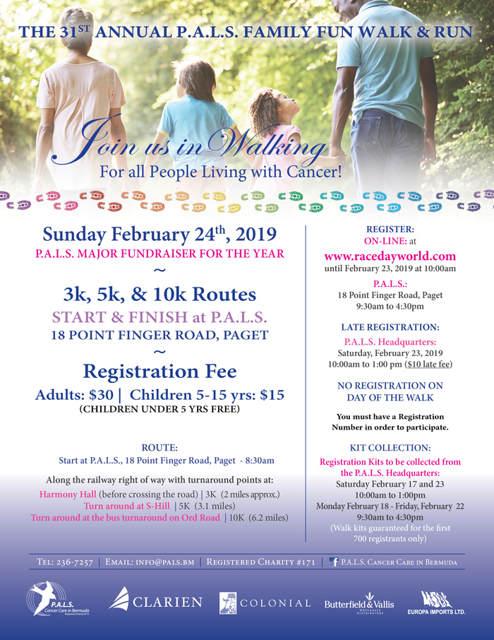 31st Annual Walk 2019